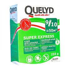 ᐉ Клей для обоев Quelyd Super Express 250 г — купить в интернет ...